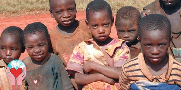 bambini orfani di Gitega