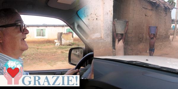 Bambini del Ghana