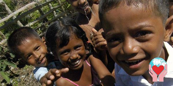 bambini poveri indonesia