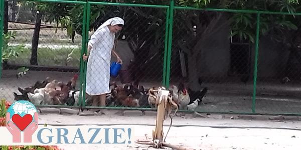 Missioni umanitarie in Sri Lanka