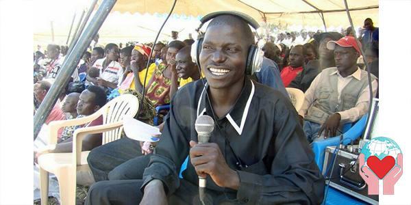 Un dj di radio Wa