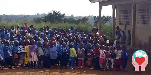 Bambini poveri: Camerun