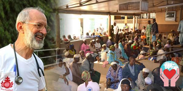 Medico ospedale Benin