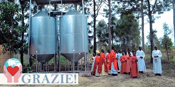 Missionario in Tanzania