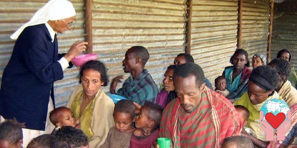 Suore missionarie comboniane ad Asmara
