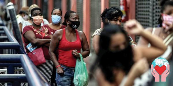 Emergenza coronavirus situazione Brasile