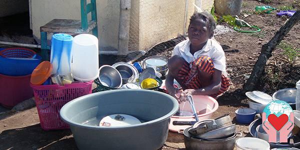 Costruire pozzi in Africa