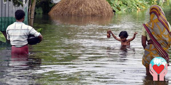 Emergenza umanitaria ciclone tropicale