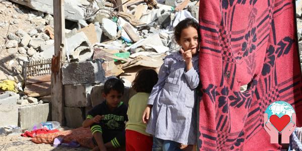 Contributi rette scolastiche bambini poveri Palestina