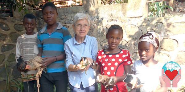 bambini poveri Congo