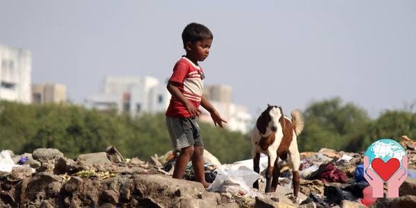 scolarizzazione bambini poveri India