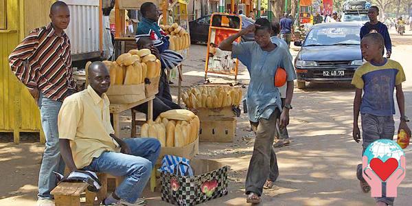 produrre e vendere pane Camerun