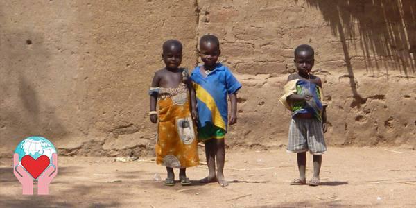 bambini poveri Benin