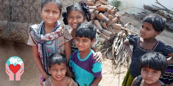 Bambini poveri Bangladesh