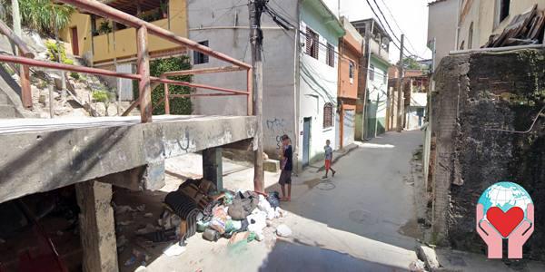 paesi poveri Brasile