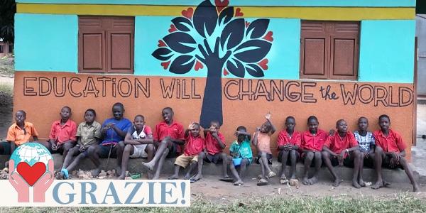 Scuola e Formazione in Uganda