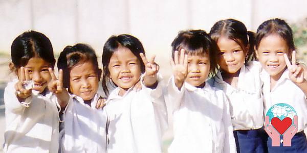 bambine Cambogia