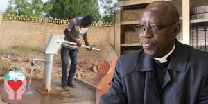 Justene Kientega dal Burkina Faso