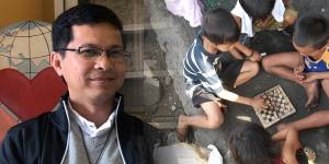 Allan Dizon Canossiano nelle Filippine