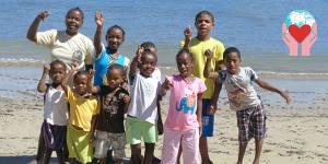 bambini disabili in Madagascar