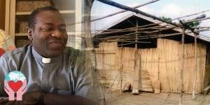 Padre Damien Gaglo dal Togo