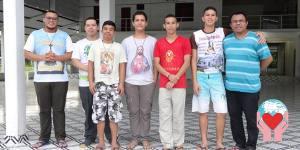 Seminaristi di Macapà diventare prete in brasile