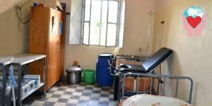 eritrea vecchia sala parto