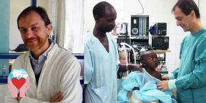 Gianfranco Morino medico in Kenya