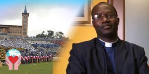 Mons. Gabin Bizimungu Ruhengeri Ruanda