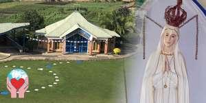 Cattedrale-Santuario Ruhengeri Ruanda