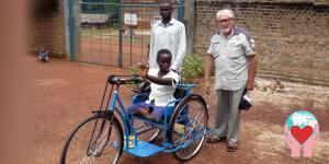 missionari della consolata in Congo