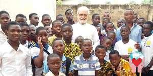 Bambini del Togo