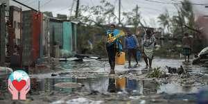 popolazione colpita Beira