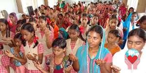 Cattolici India preghiera