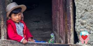 Bambini poveri: Perù