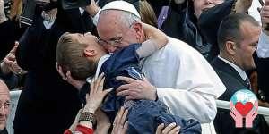 papa Francesco disabili risorsa
