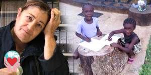 Giuseppina Maccari mamma bambini poveri