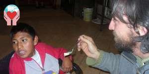 volontariato perù a cajamarca