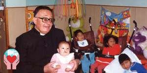 Padre Giovanni Salerno, Perù