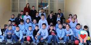 bambini disabili aiuti umanitari