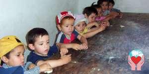 bambini poveri Uruguay