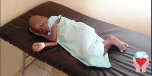 Bambini malati Congo