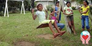 bambini poveri indios Brasile