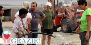 Bambino povero: Perù