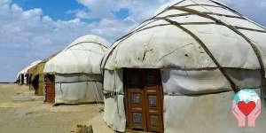 vivere in mongolia casa tipica della Mongolia