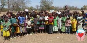 aiuto allo studio per i bambini poveri del Burkina Faso