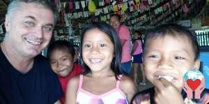 missionario in Brasile