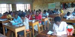 studenti del Burundi