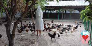 suora somasca Sri Lanka