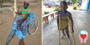 riabilitazione disabili in ciad
